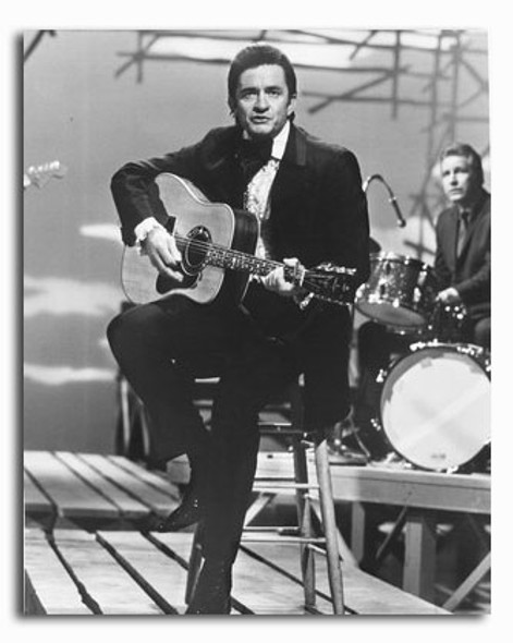 (SS2243761) Johnny Cash Music Photo