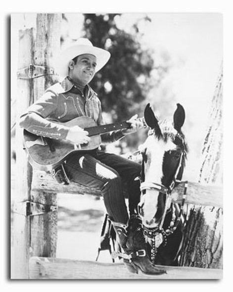 (SS2279212) Gene Autry Movie Photo