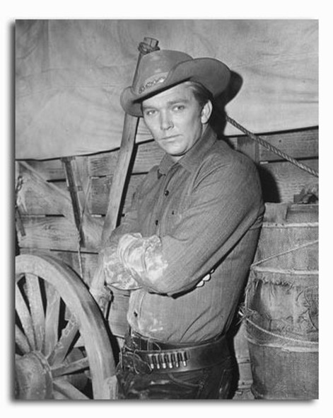 (SS2284945) Denny Miller  Wagon Train Movie Photo