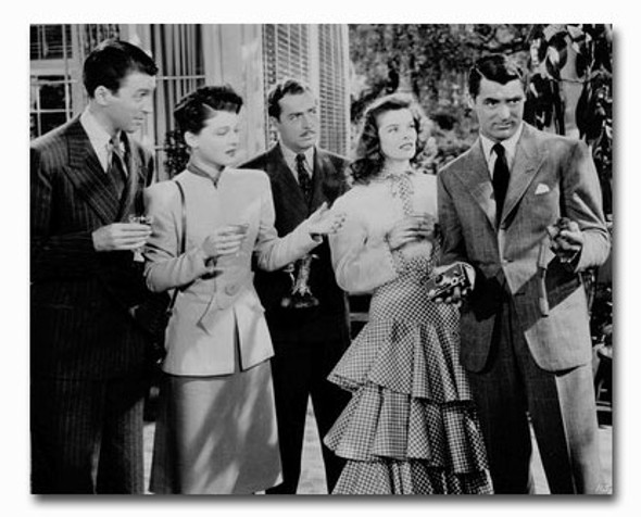 (SS2285283) Cast   The Philadelphia Story Movie Photo