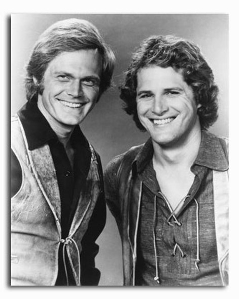 (SS2332187) Cast   Alias Smith and Jones Television Photo