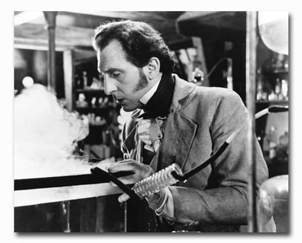 (SS2432365) Peter Cushing Movie Photo