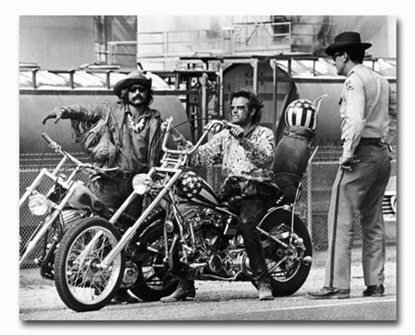 (SS2432690) Cast   Easy Rider Movie Photo