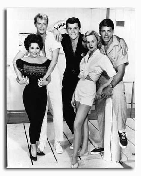 (SS2433795) Cast   Surfside 6 Television Photo