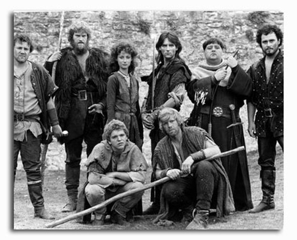 (SS2439164) Michael Praed  Robin of Sherwood Television Photo
