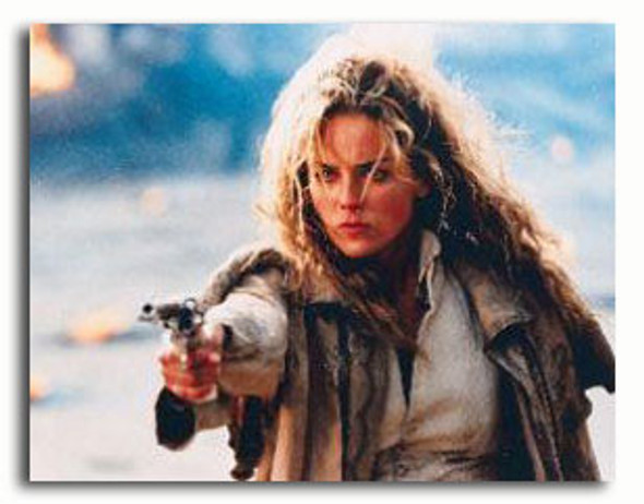 (SS2789098) Sharon Stone  The Quick and the Dead Movie Photo