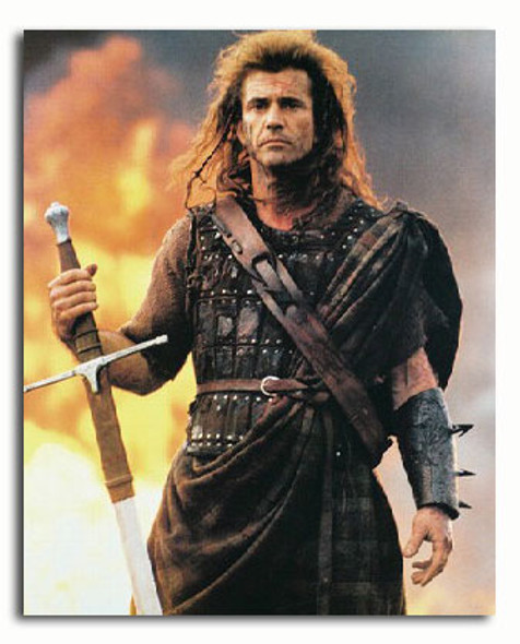 (SS2795221) Mel Gibson  Braveheart Movie Photo