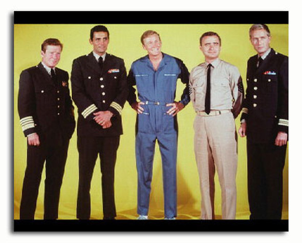 (SS2796742) Cast   Voyage to the Bottom of the Sea Television Photo