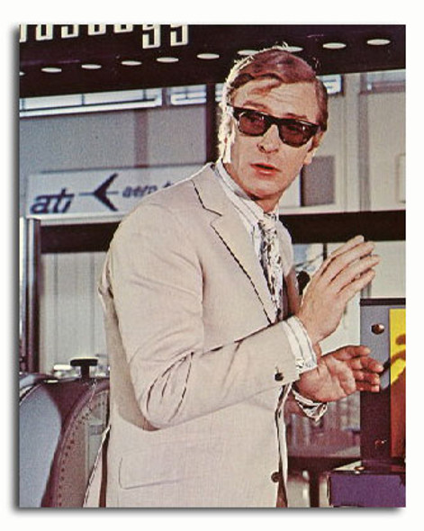 (SS2922400) Michael Caine  The Italian Job Music Photo
