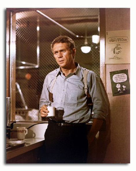 (SS2941445) Steve McQueen  Bullitt Movie Photo