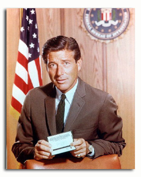 (SS2942914) Efrem Zimbalist Jr.  The F.B.I. Movie Photo