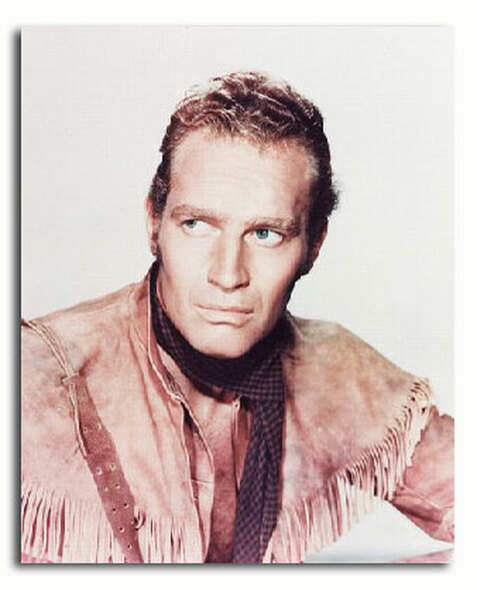 (SS2943070) Charlton Heston  Pony Express Movie Photo