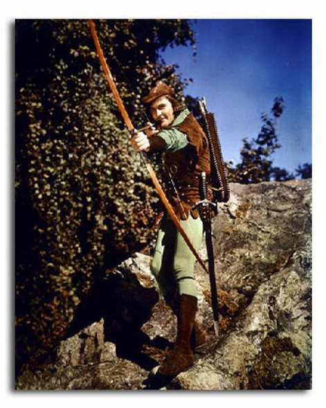 (SS2989181) Errol Flynn  The Adventures of Robin Hood Movie Photo