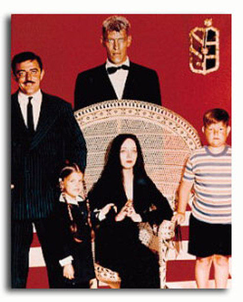 (SS3001583) Cast   The Addams Family Television Photo
