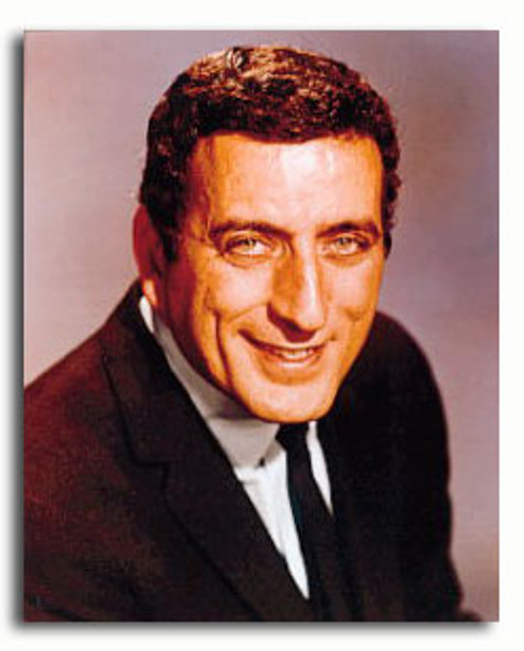 (SS3002025) Tony Bennett Music Photo