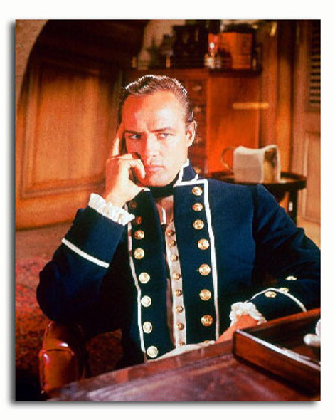 (SS3002207) Marlon Brando  Mutiny on the Bounty Movie Photo