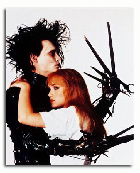 (SS3002857) Johnny Depp  Edward Scissorhands Movie Photo