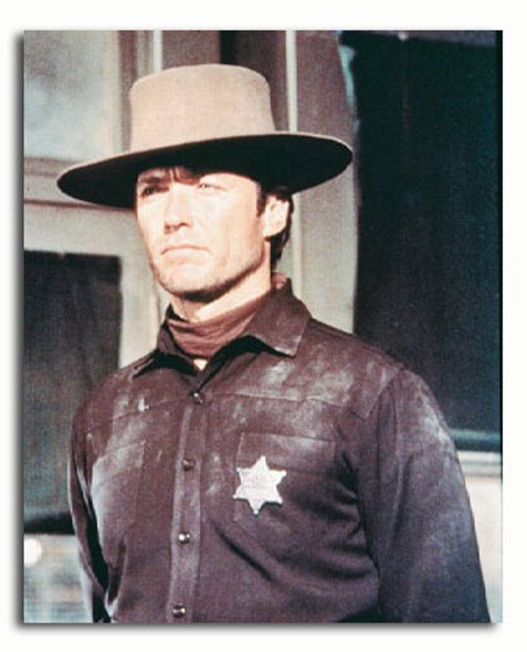 (SS3003078) Clint Eastwood  Hang 'Em High Movie Photo