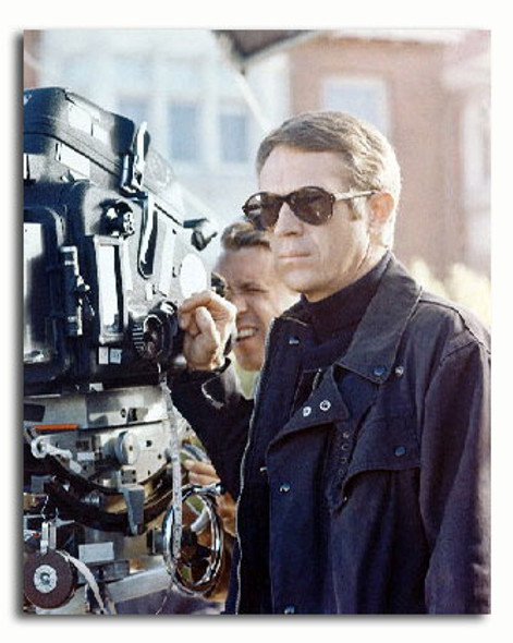 (SS3037918) Steve McQueen  Bullitt Movie Photo
