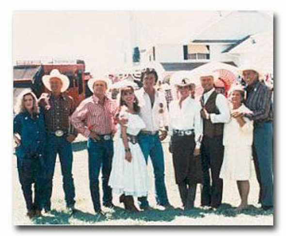 (SS3042481) Cast   Dallas Movie Photo