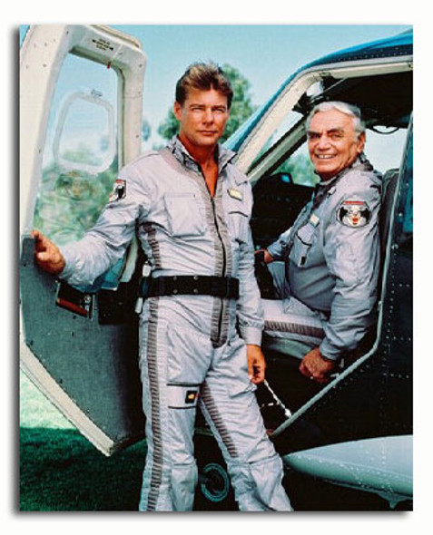 (SS3070600) Cast   Airwolf Television Photo