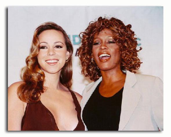 (SS3071224) Mariah Carey & Whitney Houston Music Photo