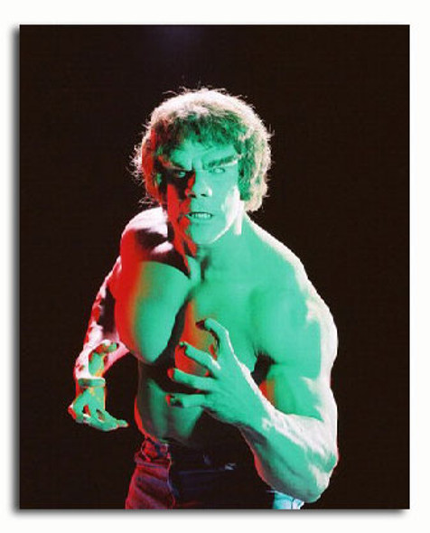 (SS3136276) Lou Ferrigno  The Incredible Hulk Movie Photo