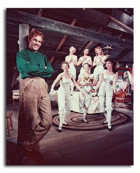 (SS3136952) Howard Keel  Seven Brides for Seven Brothers Movie Photo