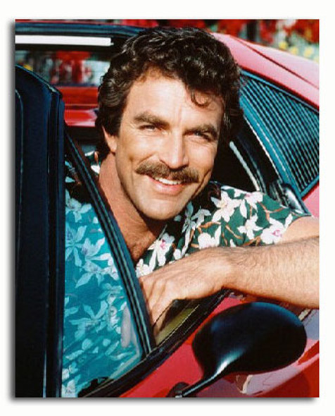 (SS3144206) Tom Selleck  Magnum, P.I. Movie Photo