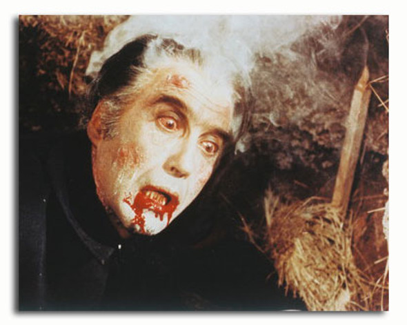 (SS3168217) Christopher Lee  Dracula A.D. 1972 Movie Photo