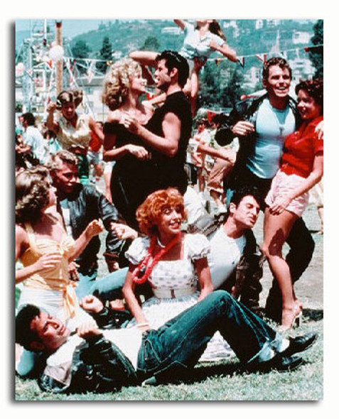 (SS3198611) Cast   Grease Movie Photo
