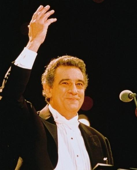 Placido Domingo Music Photo