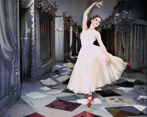 Moira Shearer The Red Shoes Movie Photo