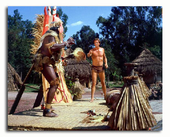 (SS3225638) Ron Ely  Tarzan Movie Photo