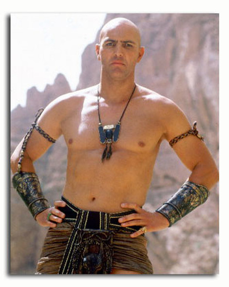 (SS3228719) Arnold Vosloo  The Mummy Returns Movie Photo