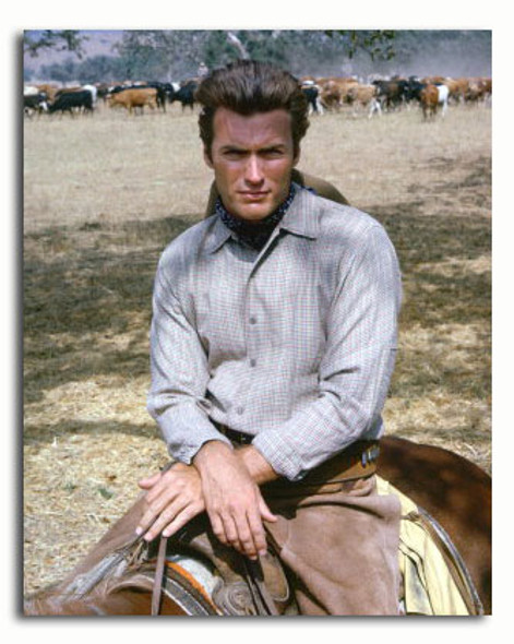 (SS3264066) Clint Eastwood  Rawhide Movie Photo