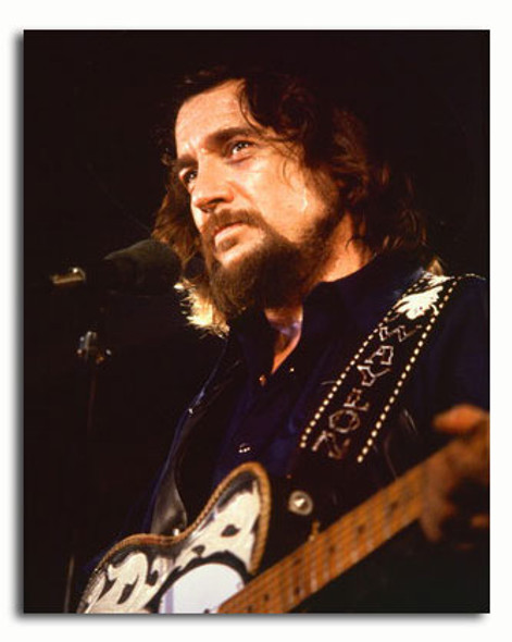 (SS3265067) Waylon Jennings Music Photo