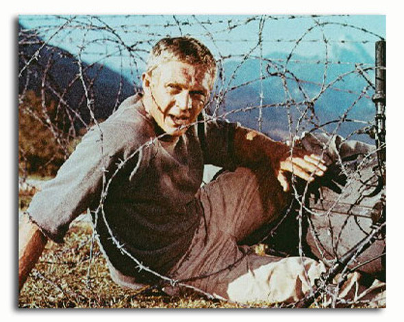 (SS3287037) Steve McQueen  The Great Escape Movie Photo