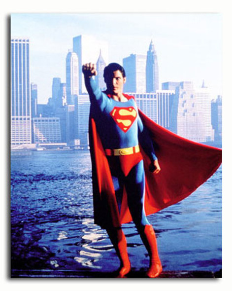 (SS3287492) Christopher Reeve  Superman Movie Photo