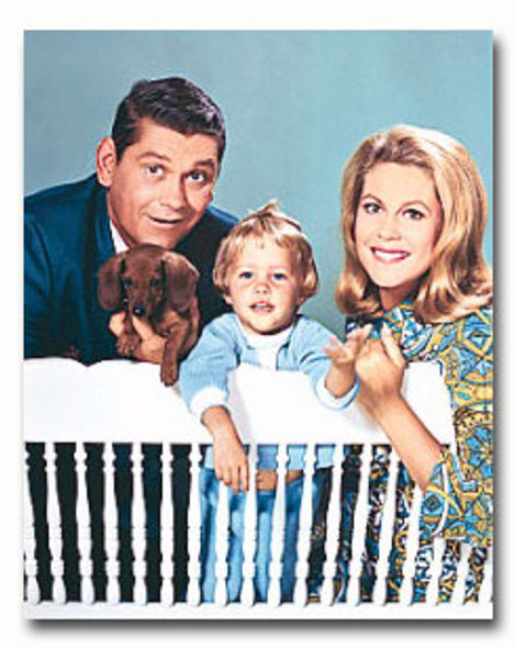 (SS3298165) Cast   Bewitched Television Photo