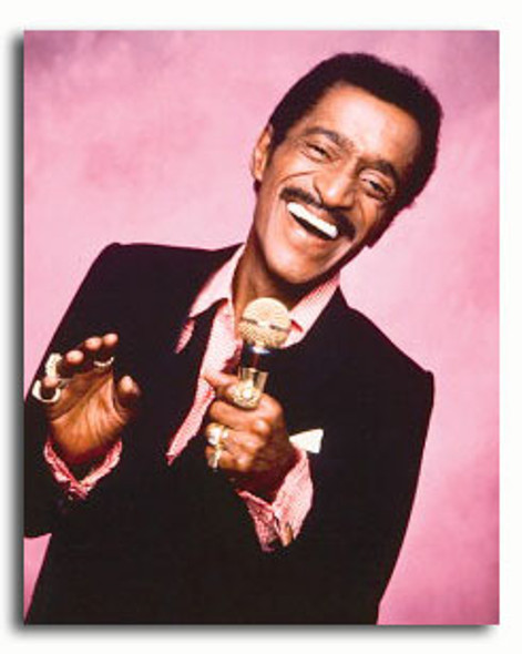 (SS3318107) Sammy Davis Jr. Music Photo