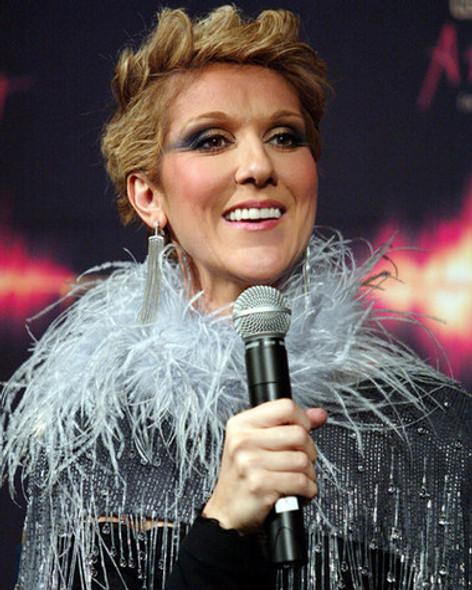 Celine Dion Music Photo