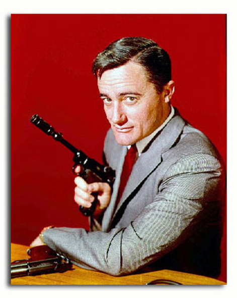 (SS3325543) Robert Vaughn  The Man  Movie Photo