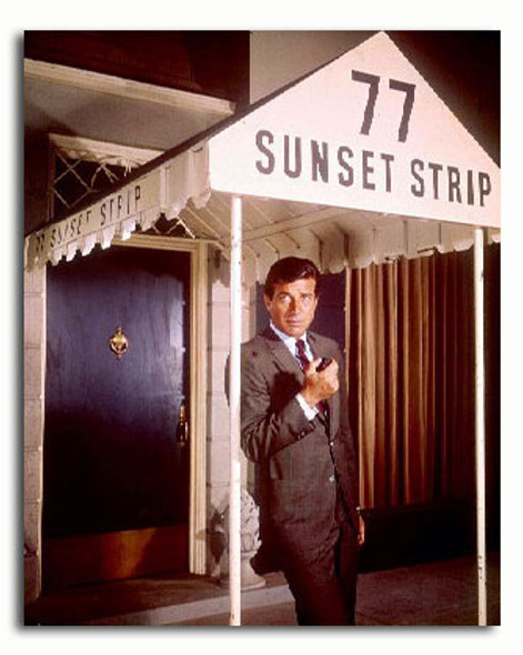 (SS3325777) Efrem Zimbalist Jr.  77 Sunset Strip Movie Photo