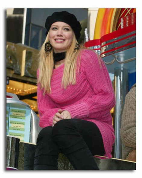 (SS3366844) Hilary Duff Music Photo