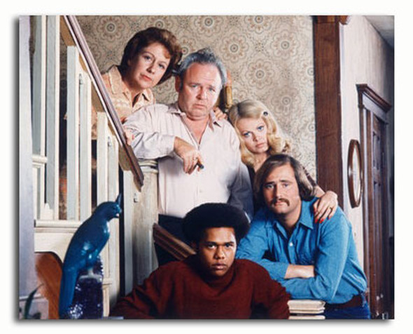 (SS3369795) Cast   All in the Family Television Photo