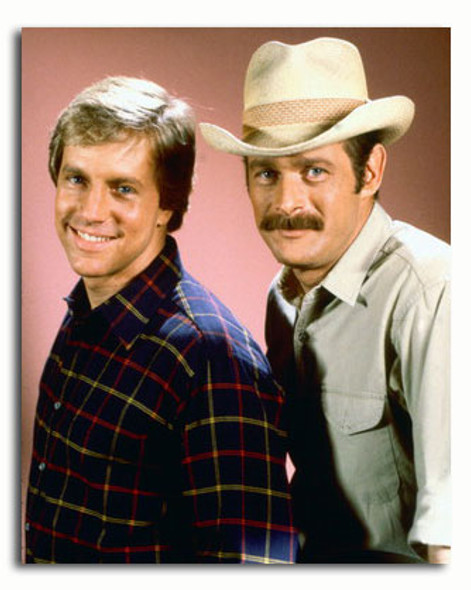 (SS3440827) Cast   Simon & Simon Television Photo