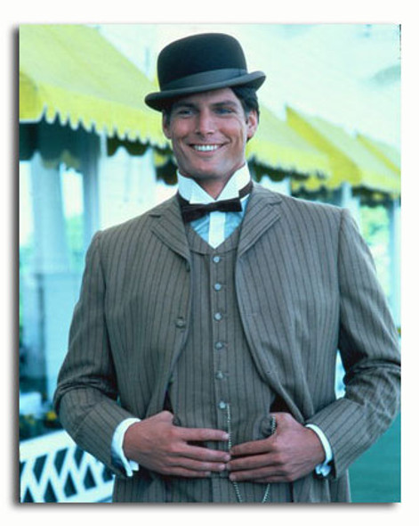 (SS3440840) Christopher Reeve  Somewhere in Time Movie Photo