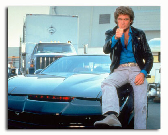 (SS3458637) David Hasselhoff  Knight Rider Television Photo