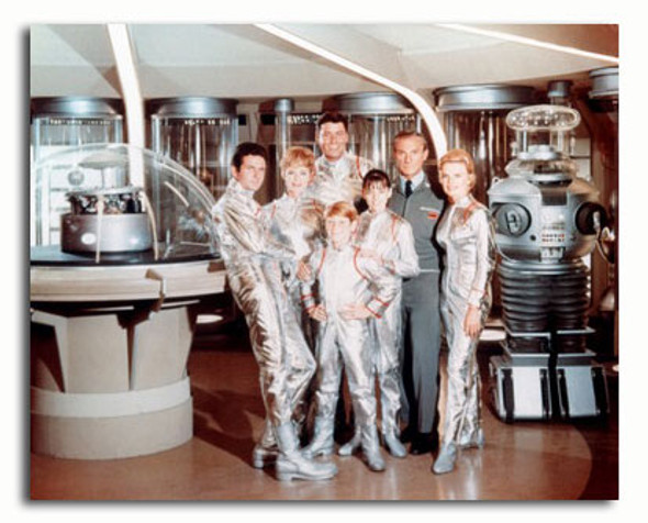 (SS3458923) Cast   Lost in Space Television Photo